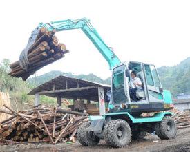 新源重工jiamuqi夹木器高清图 - 外观
