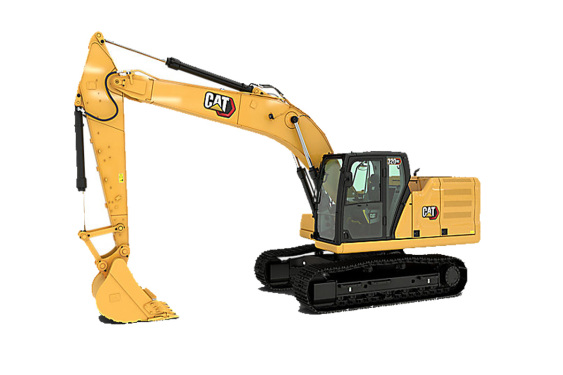卡特彼勒新一代Cat®320 GC液压挖掘机