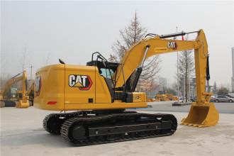 卡特彼勒323 GC液压挖掘机高清图 - 外观