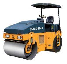 骏马JM2045H组合式压路机高清图 - 外观