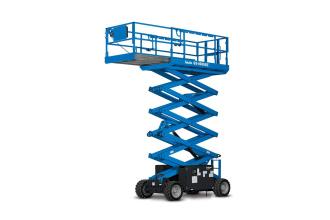 美国吉尼GS-3369 BE剪叉式高空作业平台高清图 - 外观