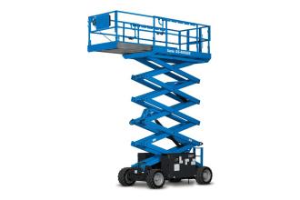 美国吉尼GS-2669 BE剪叉式高空作业平台高清图 - 外观