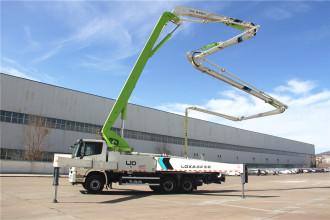 雷萨重机BJ5339THB-XD(L10-50米)泵车高清图 - 外观