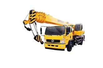 森源重工10吨-SMQ5152JQZ吊车厂家直销售后有保障高清图 - 外观