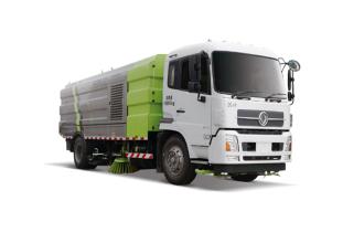 中联重科ZLJ5160TXSDFE5洗扫车高清图 - 外观