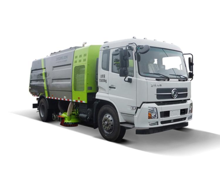 中联重科ZLJ5164TXCDFE5吸尘车