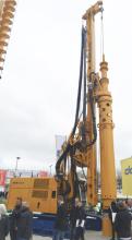 德国宝峨BG 20 H专用型旋挖钻机 (BT 50 主机)高清图 - 外观