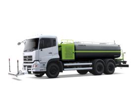 中联重科ZLJ5250GQXDFE5高压清洗车高清图 - 外观