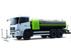中联重科ZLJ5250GQXE5高压清洗车高清图 - 外观