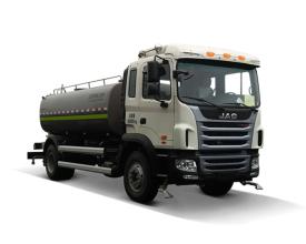 中联重科ZLJ5163GQXHFE5低压清洗车高清图 - 外观
