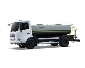中联重科ZLJ5123GQXDFE5低压清洗车高清图 - 外观