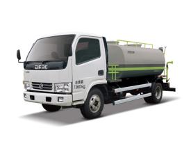 中联重科ZLJ5073GQXEQE5低压清洗车高清图 - 外观
