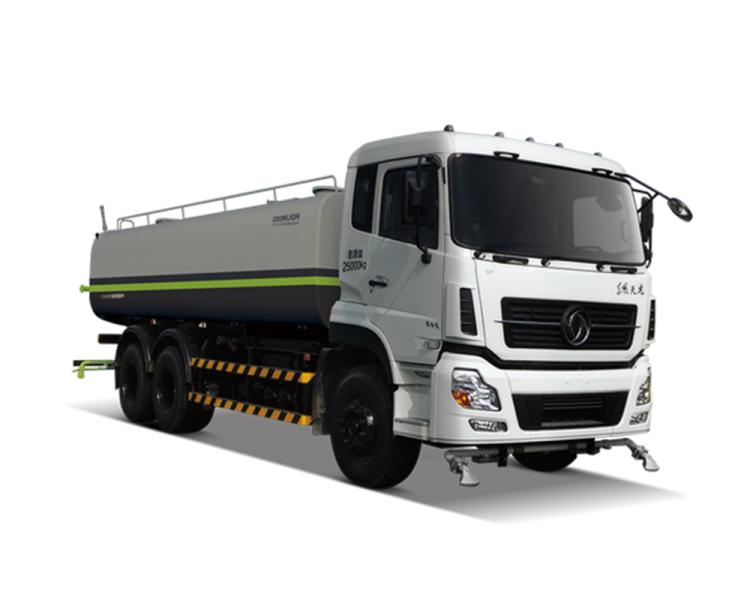 中联重科ZLJ5251GQXDFE5B2低压清洗车