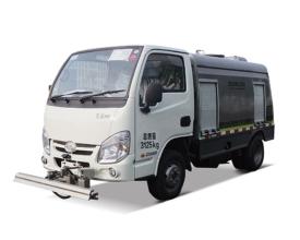 中联重科ZLJ5030TYHNJE5养护车高清图 - 外观