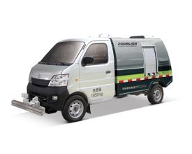 中联重科ZLJ5020TYHDFE5养护车高清图 - 外观
