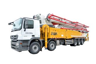 施维英HB67V(奔驰三代)泵车高清图 - 外观