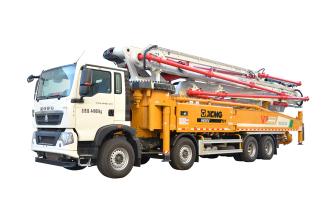 施维英HB58V(C豪沃)泵车高清图 - 外观