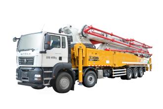 施维英HB67V(汕德卡)泵车高清图 - 外观