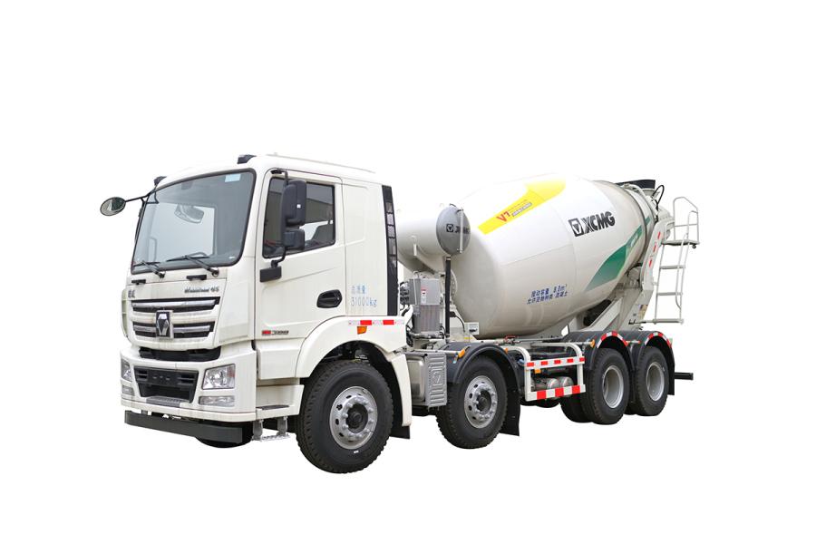 徐工G4115V 国Ⅵ搅拌运输车