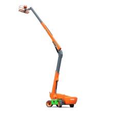 鼎力BA24ERT自行走曲臂式高空作业平台(电池驱动)高清图 - 外观
