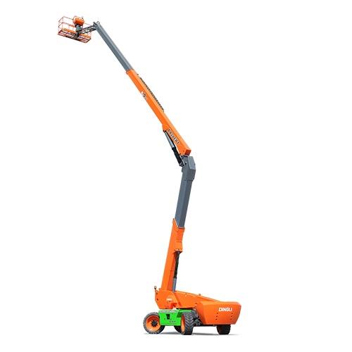 鼎力BA24ERT自行走曲臂式高空作业平台(电池驱动)