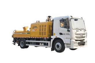 施维英XZS5141THB车载泵高清图 - 外观