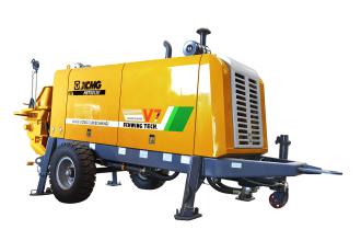 施维英HBT6013K拖泵高清图 - 外观
