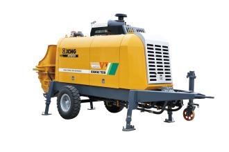 施维英HBT9018K拖泵高清图 - 外观