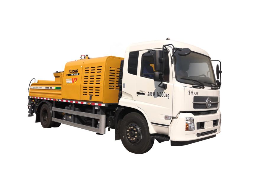 徐工HBC9018VD(东风底盘)国Ⅵ车载泵
