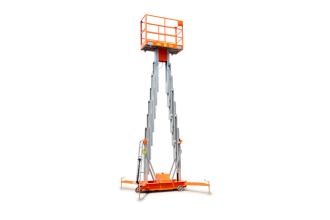 鼎力GTWY11-2100移动桅柱式高空作业平台(双桅)高清图 - 外观