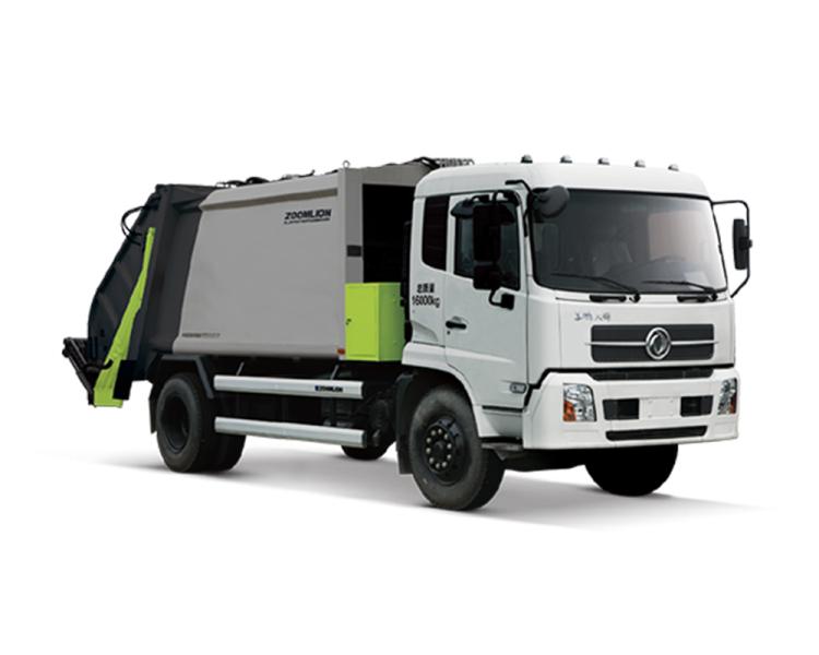 中联重科ZLJ5160ZYSDFE5美系压缩式垃圾车