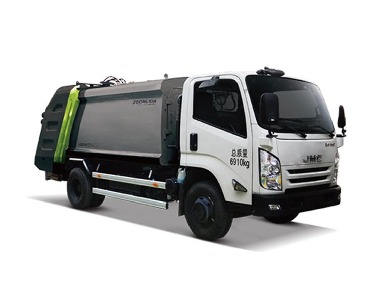 中联重科ZLJ5081ZYSJXE5日系压缩式垃圾车