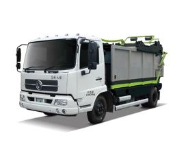 中联重科ZLJ5100ZYSDFE5垃圾车高清图 - 外观