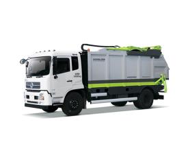 中联重科ZLJ5169ZYSDFE5无泄漏压缩式垃圾车高清图 - 外观