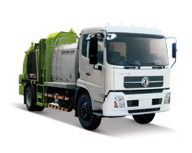 中联重科ZLJ5160TCADFE5餐厨垃圾车高清图 - 外观