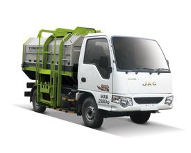 中联重科ZLJ5031ZZZHFE5自装卸式垃圾车高清图 - 外观