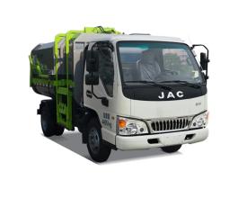 中联重科ZLJ5041ZZZHFE5自装卸式垃圾车高清图 - 外观