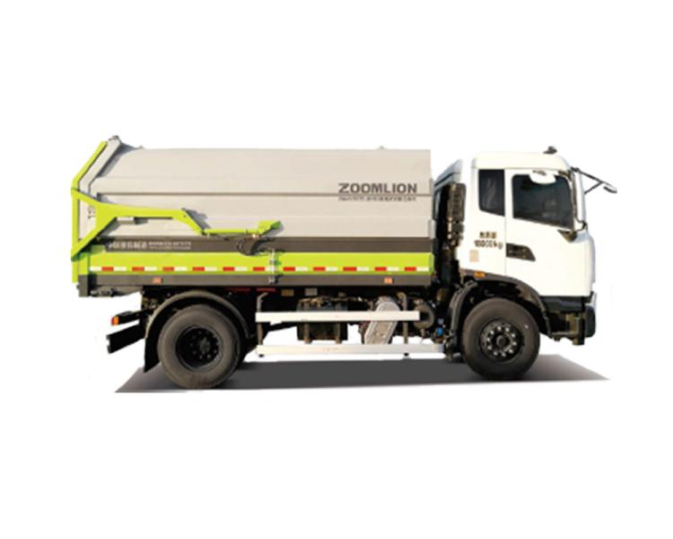 中联重科ZBH5250ZDJDFE6压缩式对接垃圾车