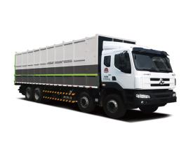 中联重科ZLJ5311ZDJLZE5压缩式对接垃圾车高清图 - 外观