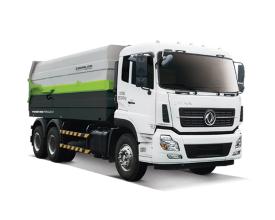 中联重科ZLJ5250ZDJDFE5压缩式对接垃圾车(转运)高清图 - 外观