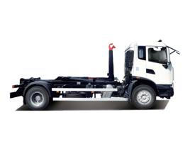 中联重科ZBH5251ZXXDFE6车厢可卸式垃圾车高清图 - 外观
