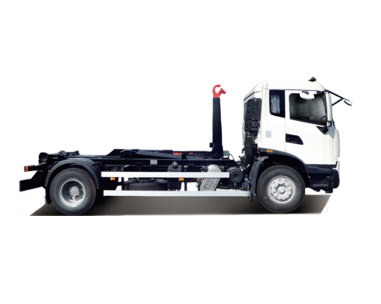 中联重科ZBH5251ZXXDFE6车厢可卸式垃圾车(收集)
