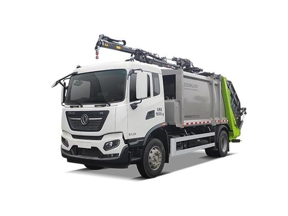 中联重科ZBH5186ZDZDFE6吊装式垃圾车