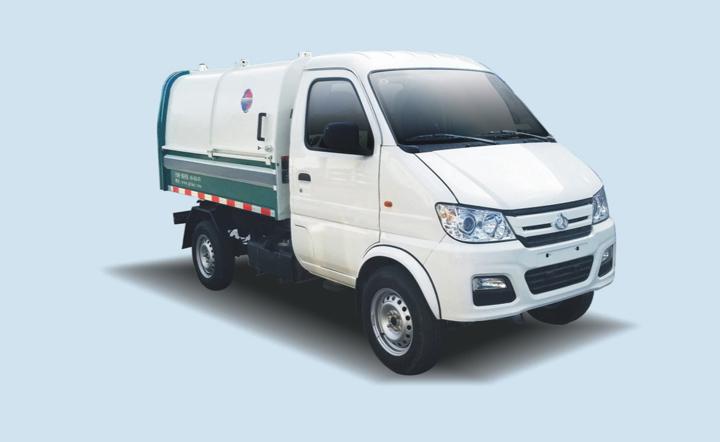 同辉汽车QTH5032ZLJ3方长安自卸式垃圾车