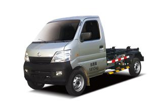 中联重科ZBH5031ZXXSCY5车厢可卸式垃圾车(收集)高清图 - 外观