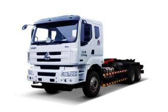 中联重科ZLJ5251ZXXLZE5车厢可卸式垃圾车(转运)高清图 - 外观