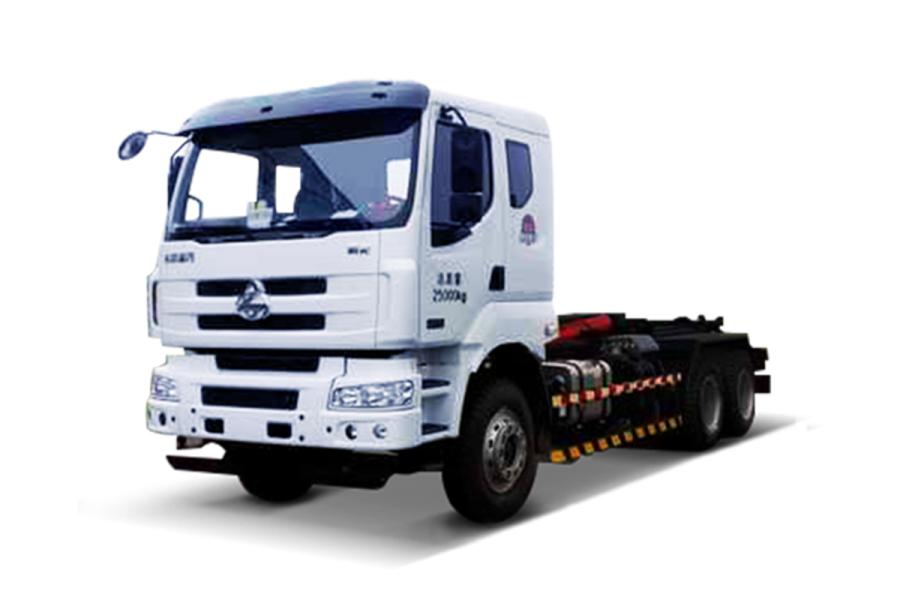 中联重科ZLJ5251ZXXLZE5车厢可卸式垃圾车(转运)