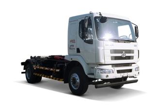 中联重科ZLJ5160ZXXLZE5车厢可卸式垃圾车(转运)高清图 - 外观