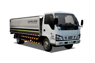 中联重机ZLJ5070CTYQLE5桶装垃圾车高清图 - 外观