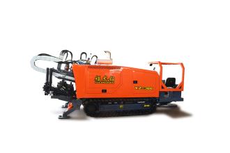 福龙钻TZ-380非开挖铺管钻机(经典款)高清图 - 外观